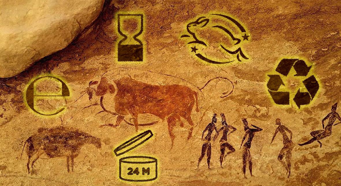Salt: главное здесь, остальное по вкусу - Тайные знаки: что означают символы на упаковке косметики