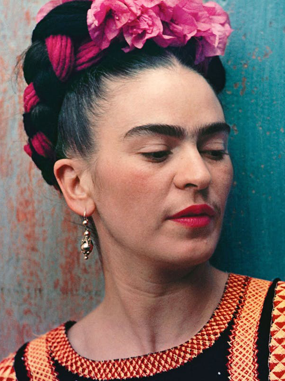 Salt: главное здесь, остальное по вкусу - СМИ: в Мексике обнаружили единственную запись голоса Фриды Кало