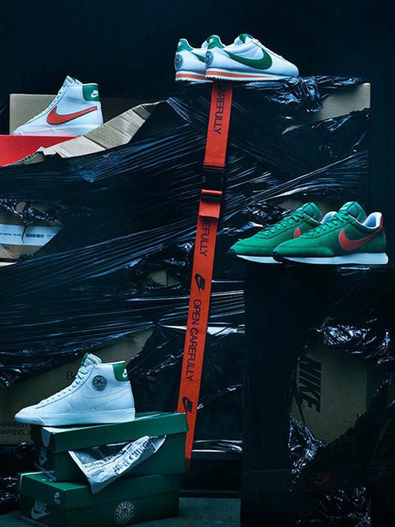 Salt: главное здесь, остальное по вкусу - Nike выпустили коллекцию по мотивам сериала «Очень странные дела»