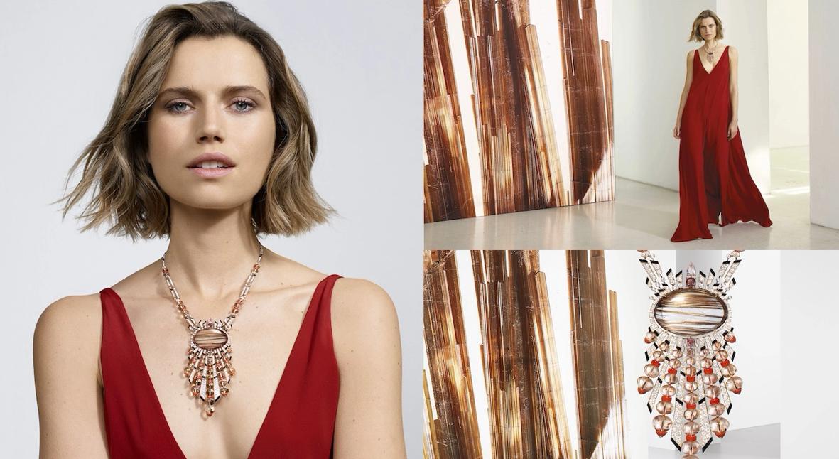 Salt: главное здесь, остальное по вкусу - Cartier представил грандиозную новую коллекцию драгоценностей Magnitude