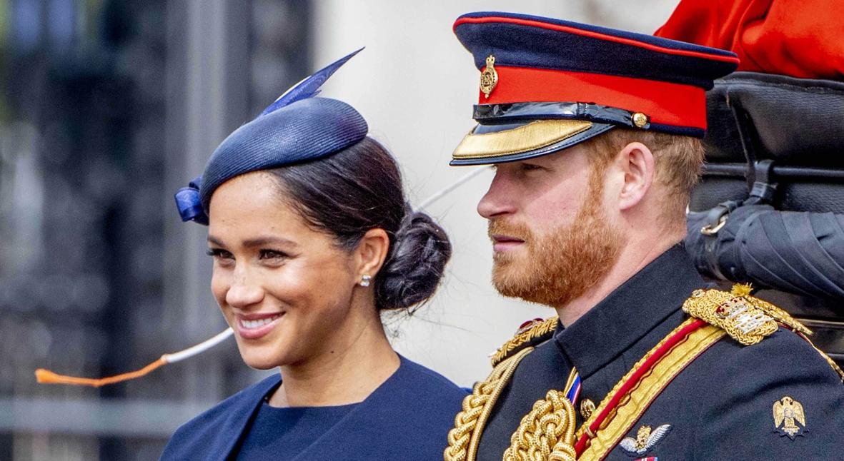 Salt: главное здесь, остальное по вкусу - Принц Гарри и Меган Маркл поделились новым фото Арчи в честь Дня отца