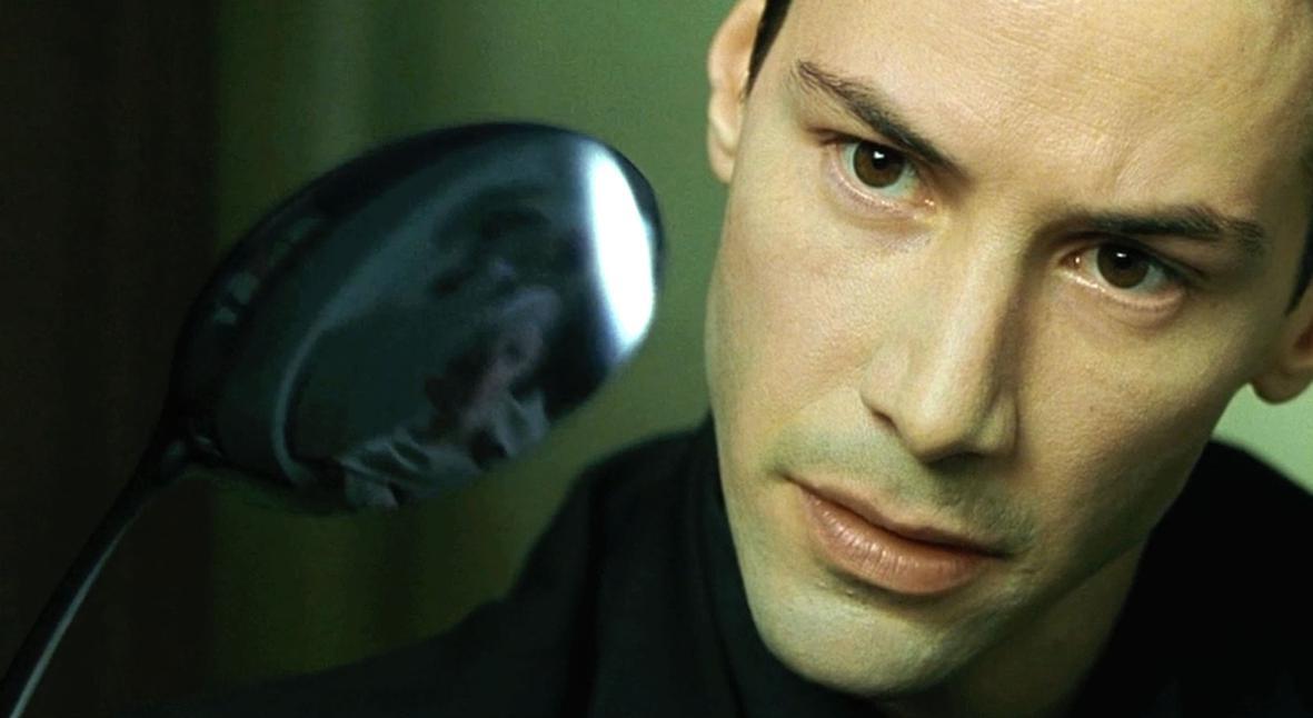 Salt: главное здесь, остальное по вкусу - Кричащий Киану Ривз: в Сети появился новый ролик со съемок «Матрицы»