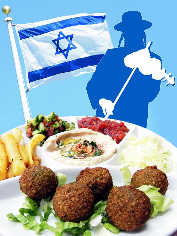 Salt: главное здесь, остальное по вкусу - (Не)кошерно: 6 ресторанов Петербурга, где можно найти таки-правильную еврейскую еду
