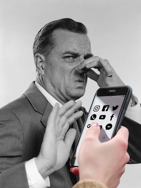 Salt: главное здесь, остальное по вкусу - Цифровой детокс: как зависимость от смартфона портит нам жизнь и что с этим делать