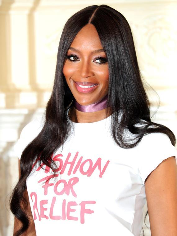 Salt: главное здесь, остальное по вкусу - Британский модный совет назвал Наоми Кэмпбелл иконой стиля