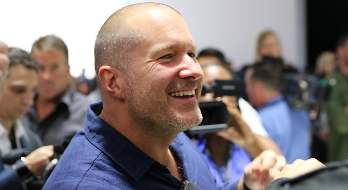 Salt: главное здесь, остальное по вкусу - Джони Айв уходит из Apple — именно он придумал дизайн iPhone, iPad и MacBook
