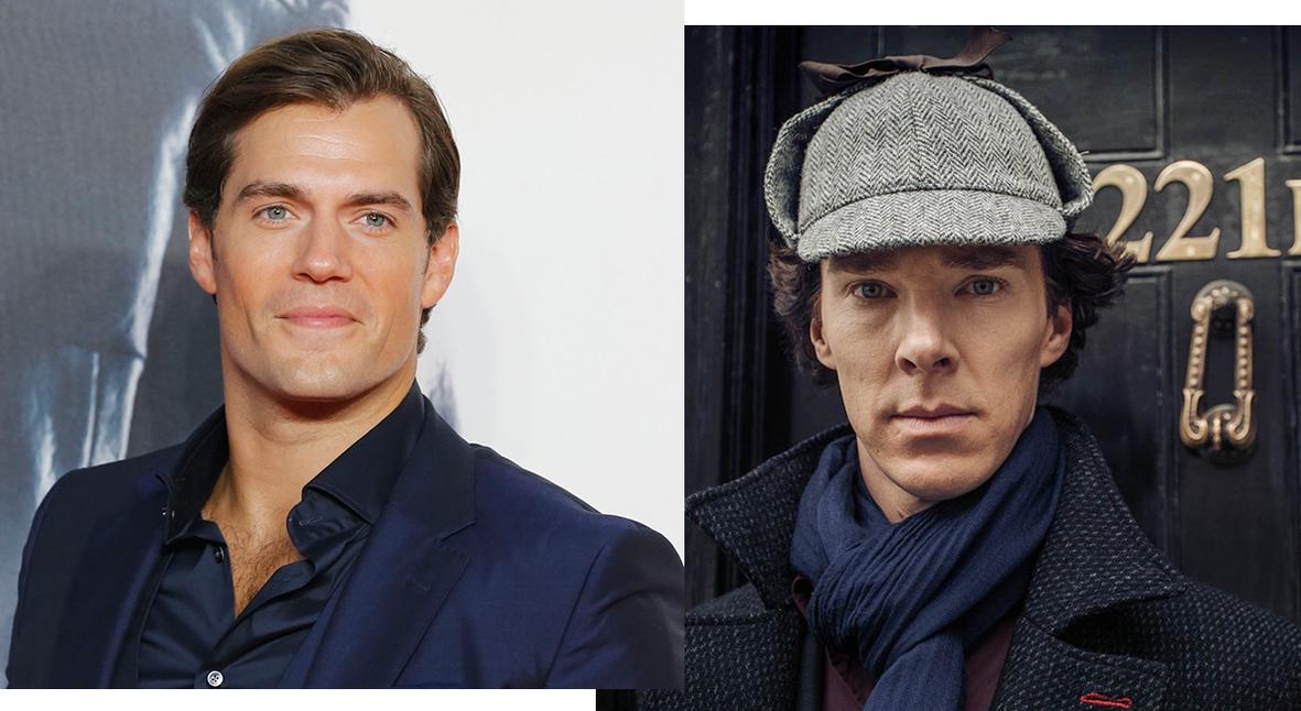 Salt: главное здесь, остальное по вкусу - Генри Кавилл сыграет Шерлока Холмса в фильме о сестре детектива
