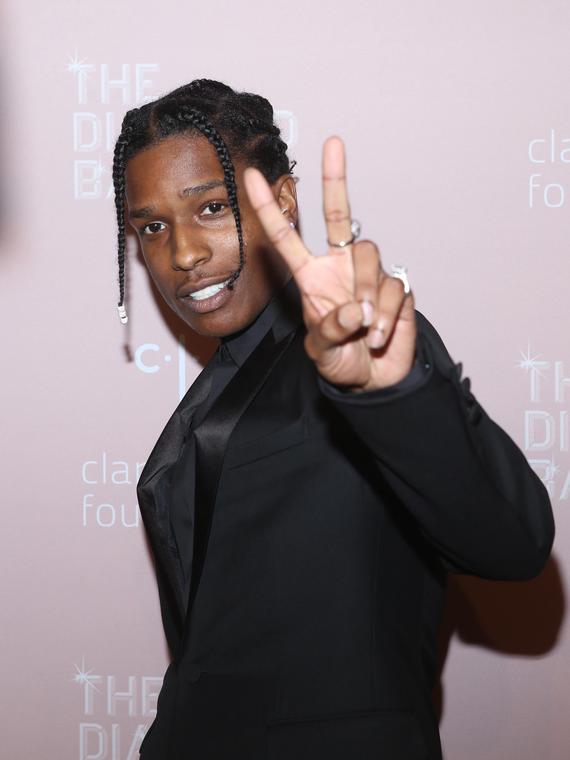 Salt: главное здесь, остальное по вкусу - В Швеции задержали A$AP Rocky — рэпера подозревают в избиении человека