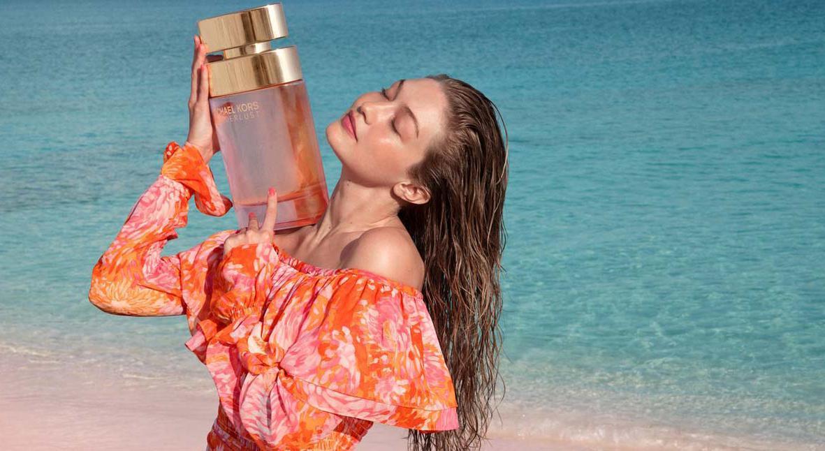 Salt: главное здесь, остальное по вкусу - Джиджи Хадид стала лицом аромата Wonderlust от Michael Kors