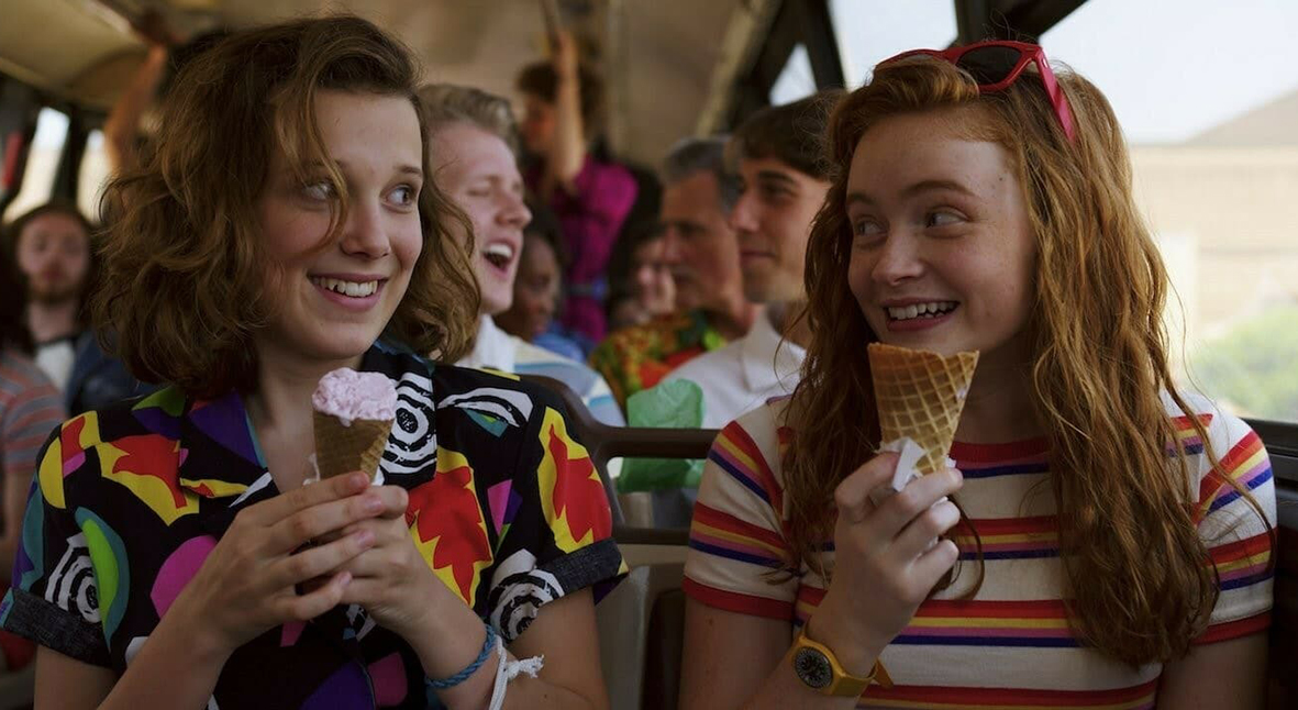 Salt: главное здесь, остальное по вкусу - Как быстро растут дети: трейлер третьего сезона «Очень странных дел»