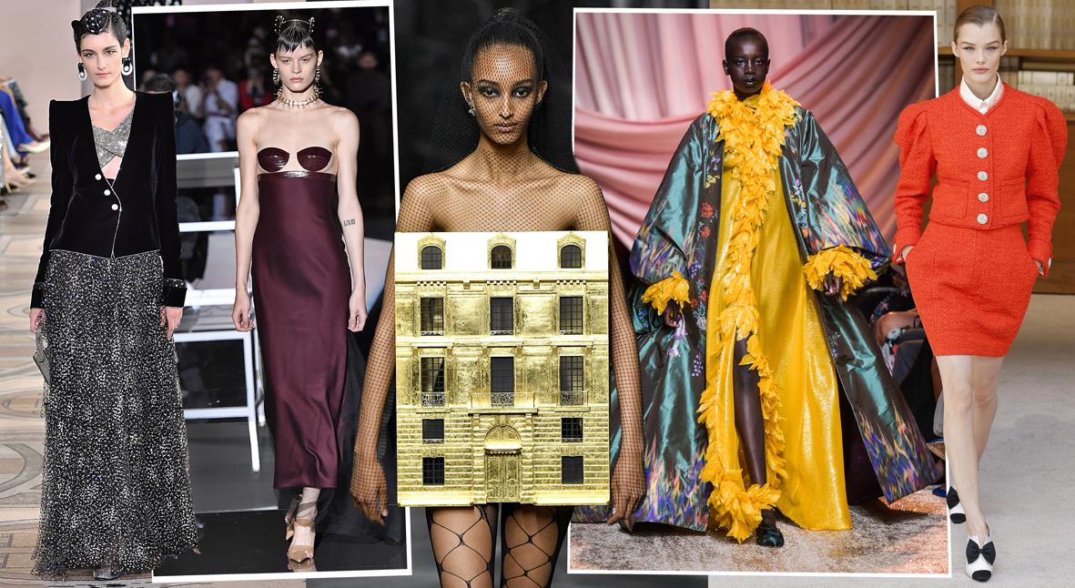 Salt: главное здесь, остальное по вкусу - Высокая мода в Париже: что взять на заметку после показов Dior, Chanel и Armani Prive