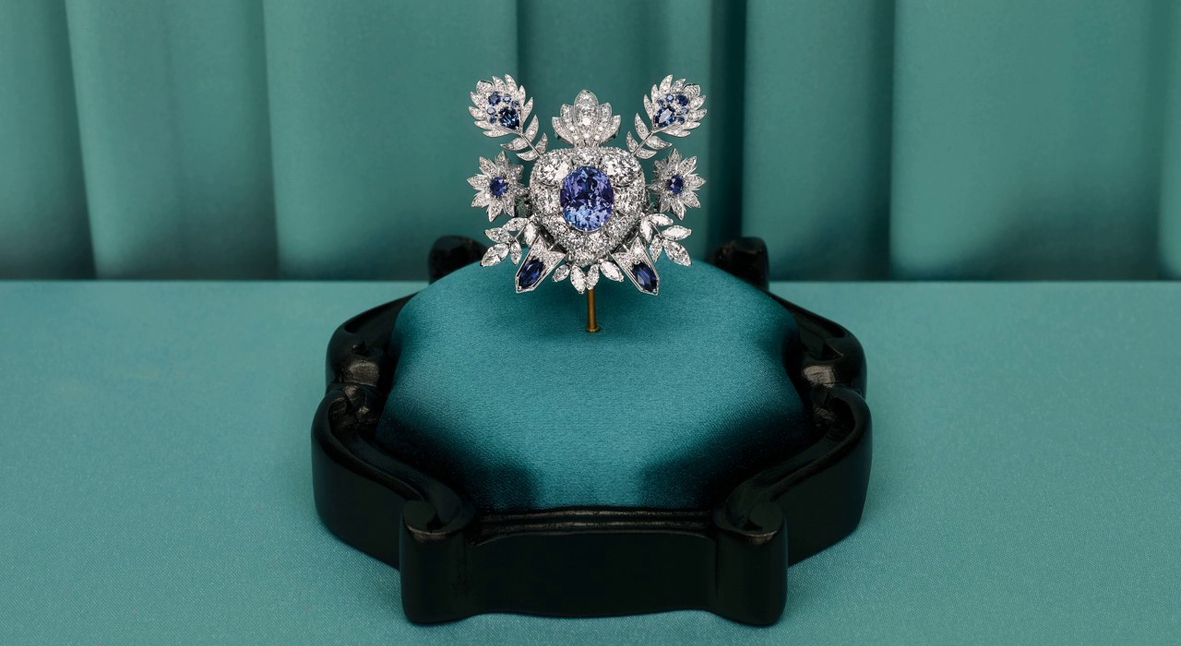 Salt: главное здесь, остальное по вкусу - Сад наслаждений: Gucci представил первую коллекцию высокого ювелирного искусства