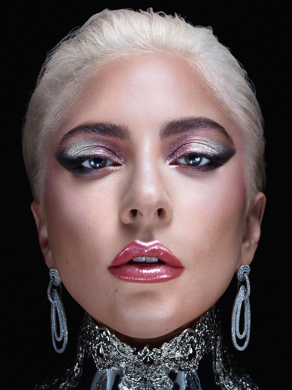 Salt: главное здесь, остальное по вкусу - Леди Гага представила собственный бренд косметики Haus Beauty