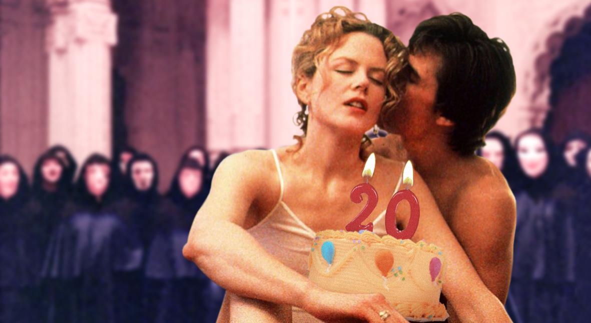 Salt: главное здесь, остальное по вкусу - 20 лет фильму «С широко закрытыми глазами»: респектабельность, разврат и эстетика снов Стенли Кубрика