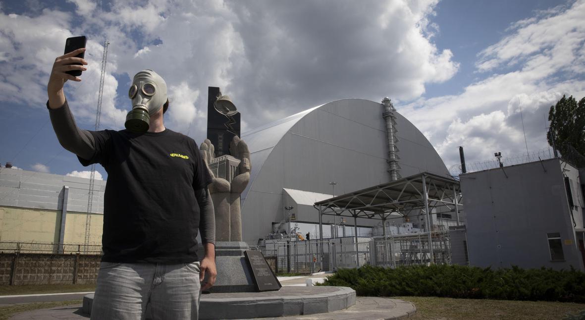 Salt: главное здесь, остальное по вкусу - «Символ новой Украины»: Зеленский сделает Чернобыль туристическим объектом