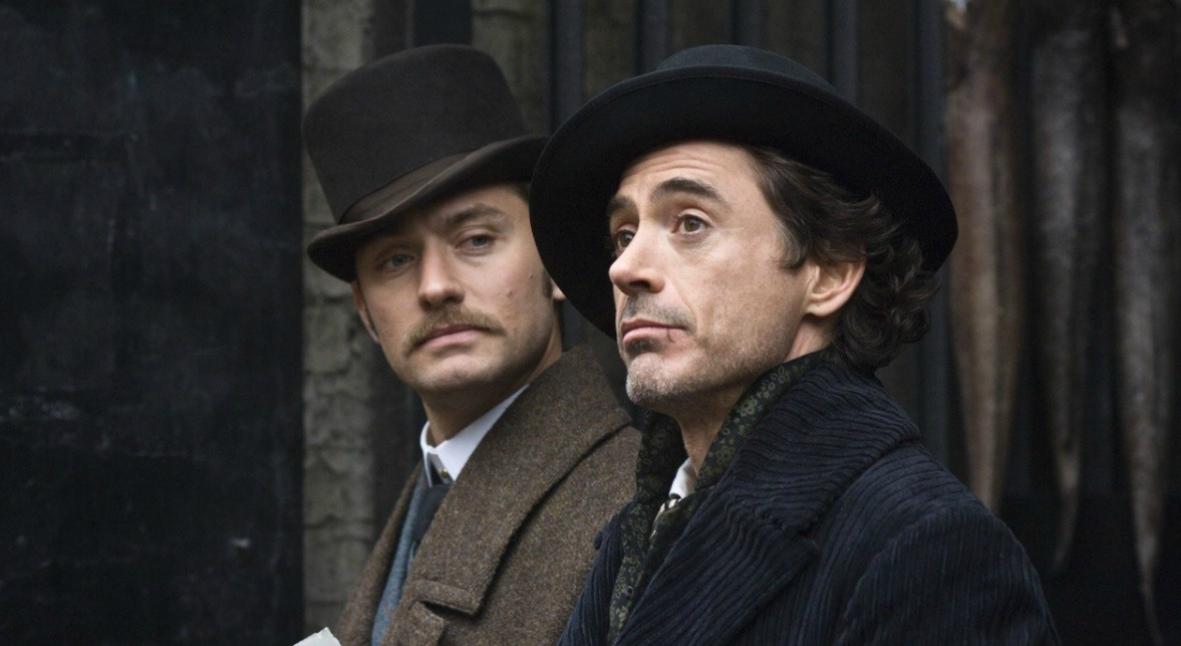 Salt: главное здесь, остальное по вкусу - Режиссер «Рокетмена» снимет третьего «Шерлока Холмса» с Робертом Дауни-младшим