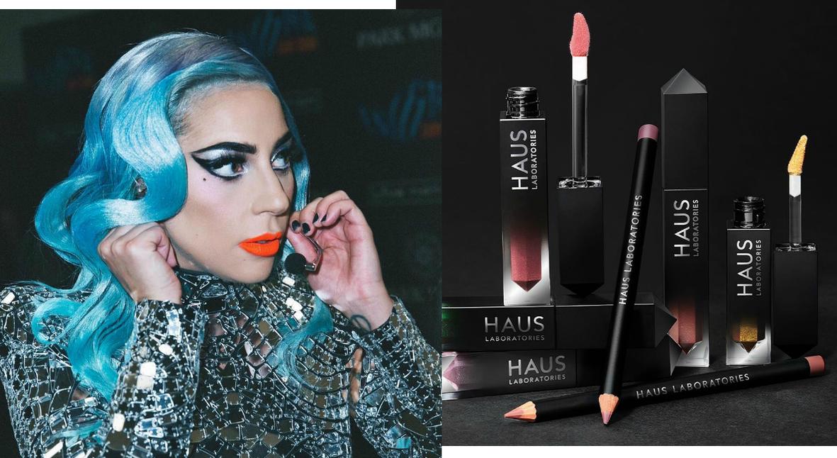 Salt: главное здесь, остальное по вкусу - Леди Гага показала свою бьюти-линию и рассказала, почему создала Haus Laboratories