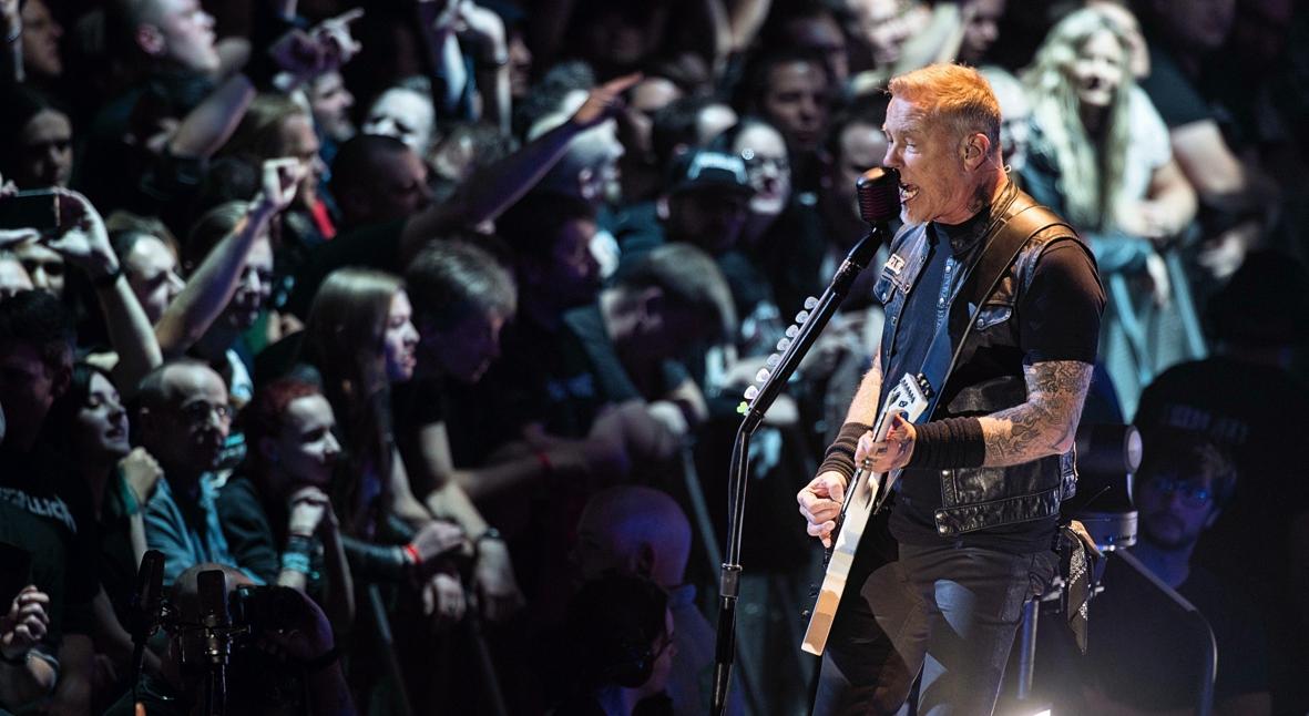 Salt: главное здесь, остальное по вкусу - Metallica выпустит биографию группы в виде детской книжки