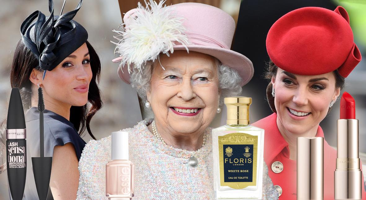 Salt: главное здесь, остальное по вкусу - Королевский бьюти-бокс: какой косметикой пользуются Меган Маркл и Елизавета II?