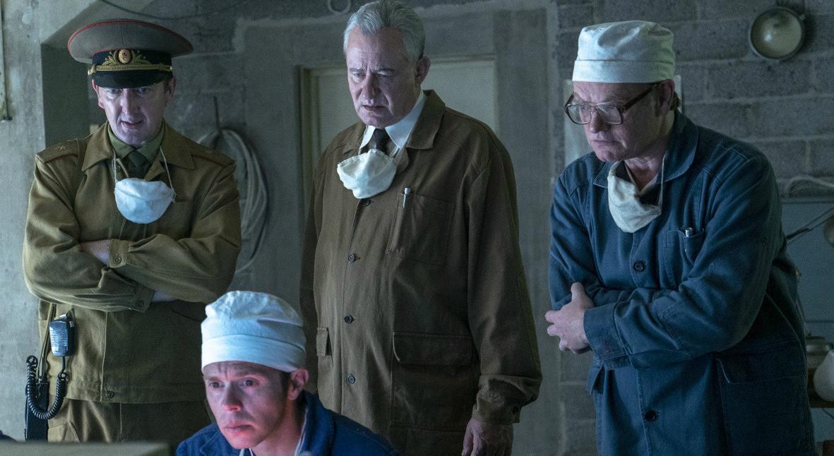 Salt: главное здесь, остальное по вкусу - Ликвидатор аварии на ЧАЭС покончил с собой после просмотра сериала «Чернобыль»