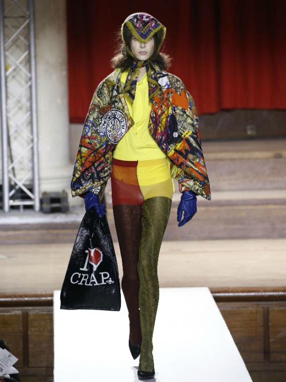 Salt: главное здесь, остальное по вкусу - На Неделю моды в Лондоне можно будет попасть по билетам