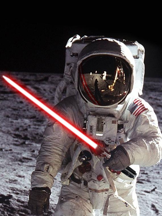 Salt: главное здесь, остальное по вкусу - Хьюстон, как слышно? 10 небанальных фактов о полетах на Луну