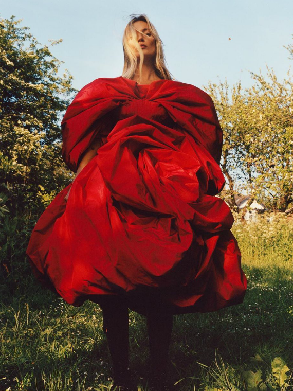 Salt: главное здесь, остальное по вкусу - Кейт Мосс — лицо новой рекламной кампании Alexander McQueen