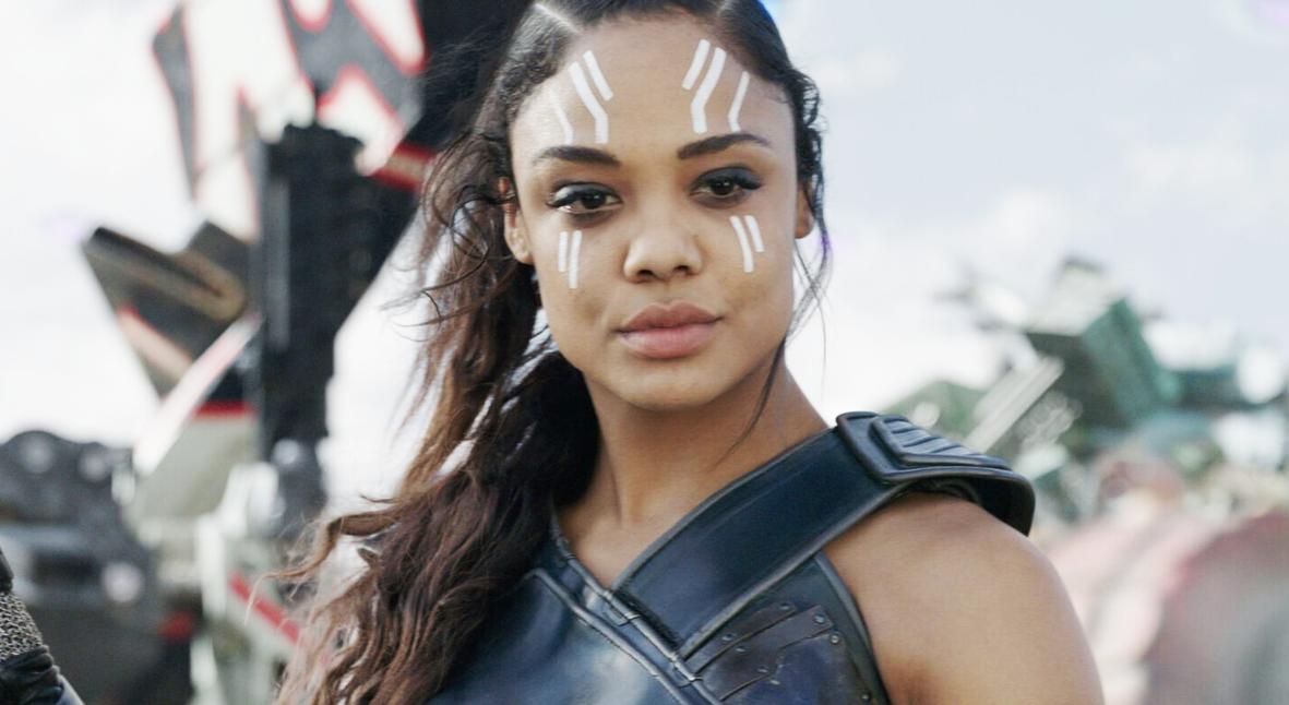 Salt: главное здесь, остальное по вкусу - Валькирия — первая ЛГБТ-героиня студии Marvel