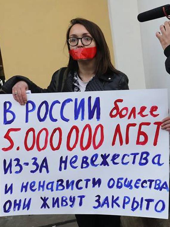 Salt: главное здесь, остальное по вкусу - В Петербурге задержан подозреваемый в убийстве активистки Елены Григорьевой