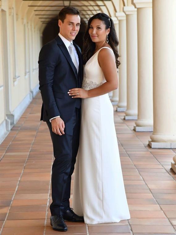 Salt: главное здесь, остальное по вкусу - Принц Монако Луи Дюкре женился на Мари Шевалье