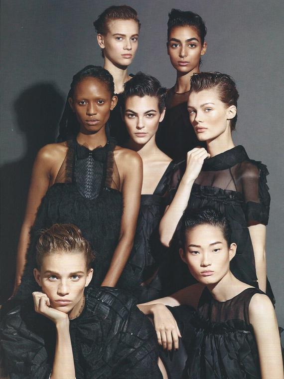 Salt: главное здесь, остальное по вкусу - Классика стиля: последняя рекламная кампания Chanel, снятая Карлом Лагерфельдом