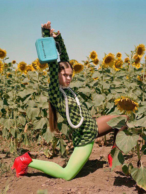 Salt: главное здесь, остальное по вкусу - Украинская балерина Соня Мохова снялась для новой кампании Marc Jacobs