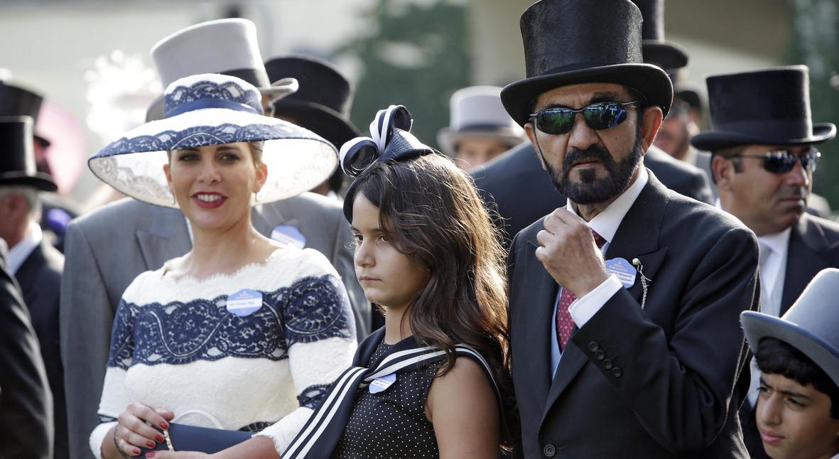 Salt: главное здесь, остальное по вкусу - В Лондоне проходит бракоразводный процесс эмира Дубая и принцессы Хайи