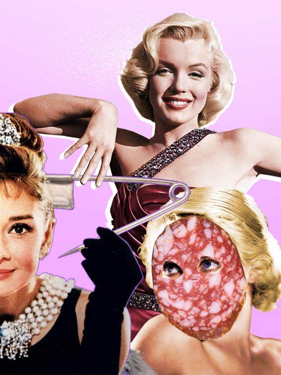 Salt: главное здесь, остальное по вкусу - Удаление зубов, стиральный порошок и майонез: секреты красоты Марлен, Одри и других актрис Золотого Голливуда