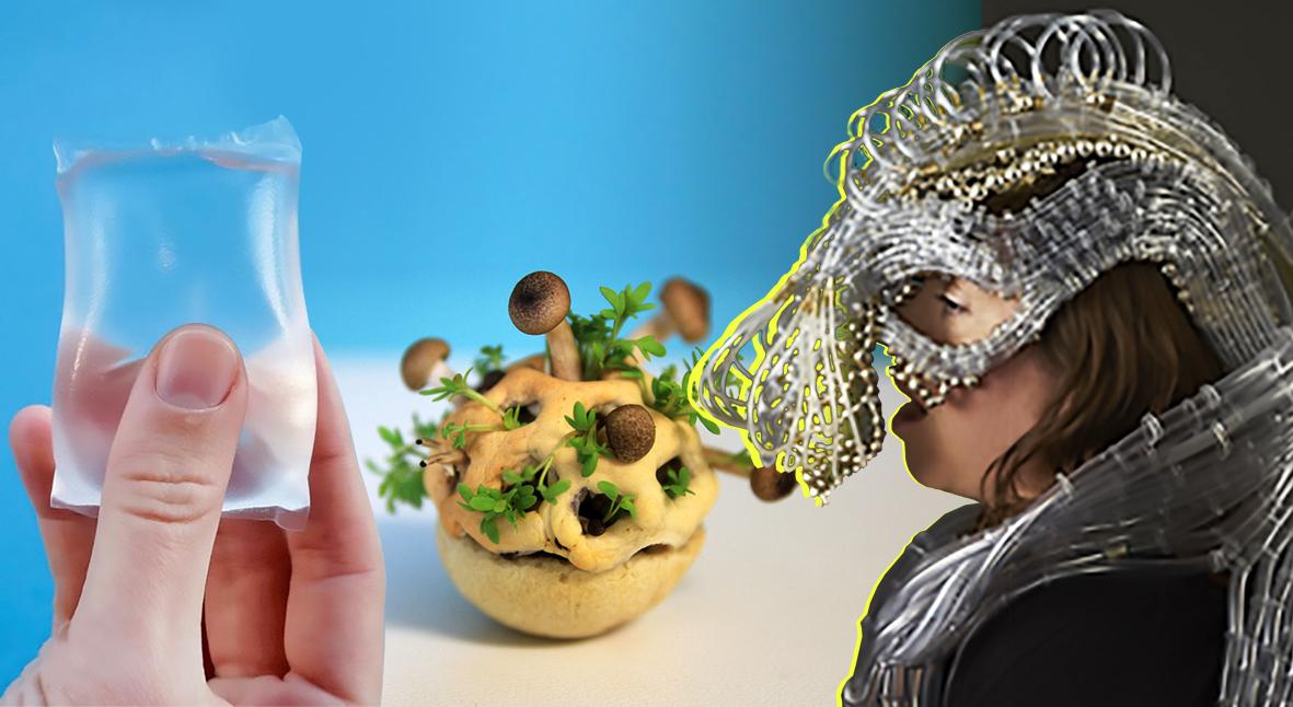 Salt: главное здесь, остальное по вкусу - Что мы будем есть в будущем: водоросли с лица, мясо без мяса и (надеемся) полезный фастфуд