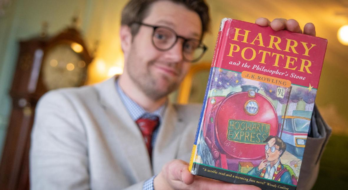 Salt: главное здесь, остальное по вкусу - Первое издание «Гарри Поттера» продали за $34 тысячи — 20 лет назад книга стоила один доллар