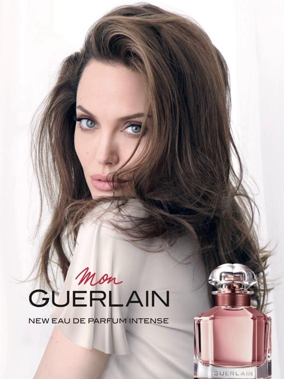 Salt: главное здесь, остальное по вкусу - Дерзкая и пленительная: Анджелина Джоли в рекламе нового аромата Guerlain