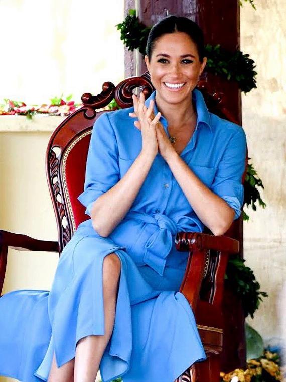 Salt: главное здесь, остальное по вкусу - Королевская семья поздравляет Меган Маркл с днем рождения