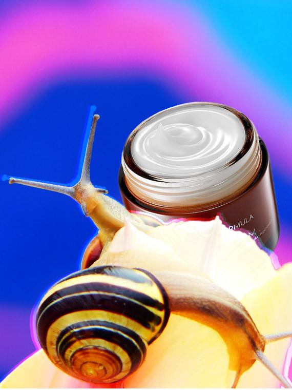 Salt: главное здесь, остальное по вкусу - Нужна ли вам косметика с муцином улитки?