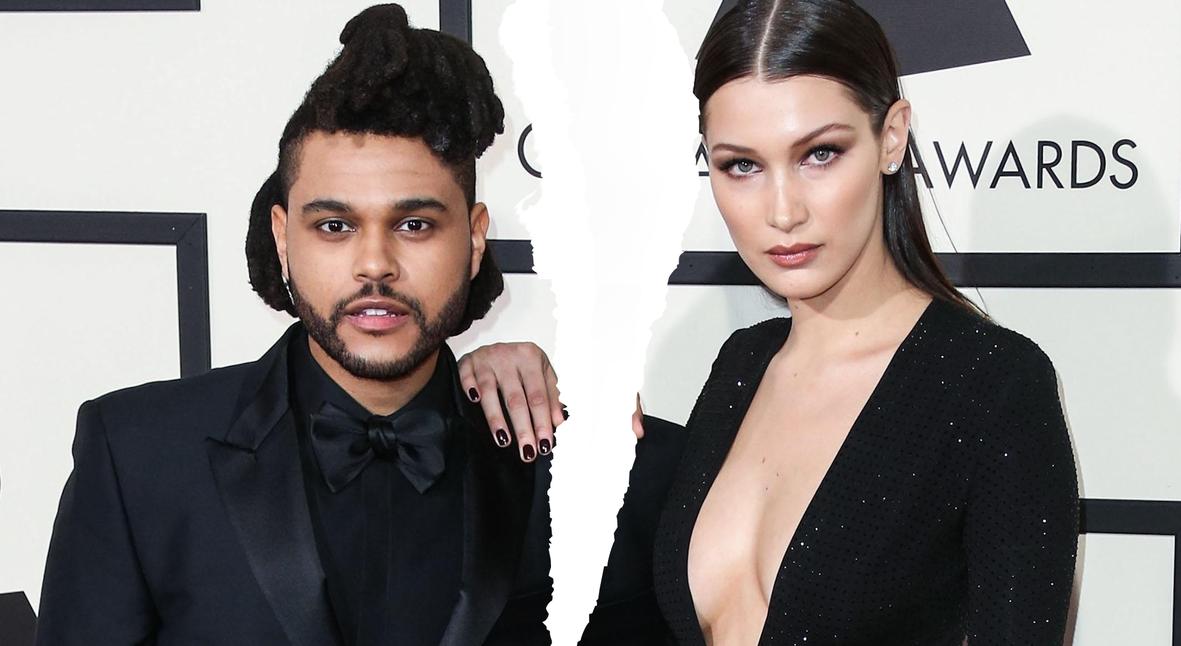 Salt: главное здесь, остальное по вкусу - Белла Хадид и The Weeknd снова расстались — спустя год после воссоединения