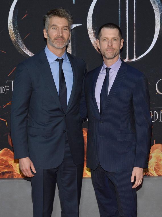 Salt: главное здесь, остальное по вкусу - Создатели «Игры престолов» покинули HBO и подписали контракт с Netflix