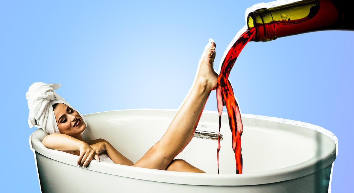 Salt: главное здесь, остальное по вкусу - Без похмелья: почему все в восторге от косметики с вином?