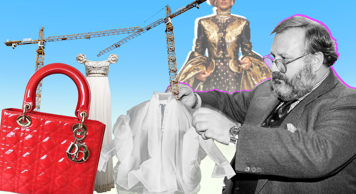 Salt: главное здесь, остальное по вкусу - Архитектор моды Джанфранко Ферре