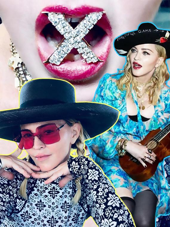 Salt: главное здесь, остальное по вкусу - «Прекратите думать о возрасте»: как Мадонна меняет наше отношение к красоте