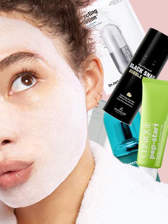 Salt: главное здесь, остальное по вкусу - Дыхание кожи: все, что нужно знать о кислородных масках