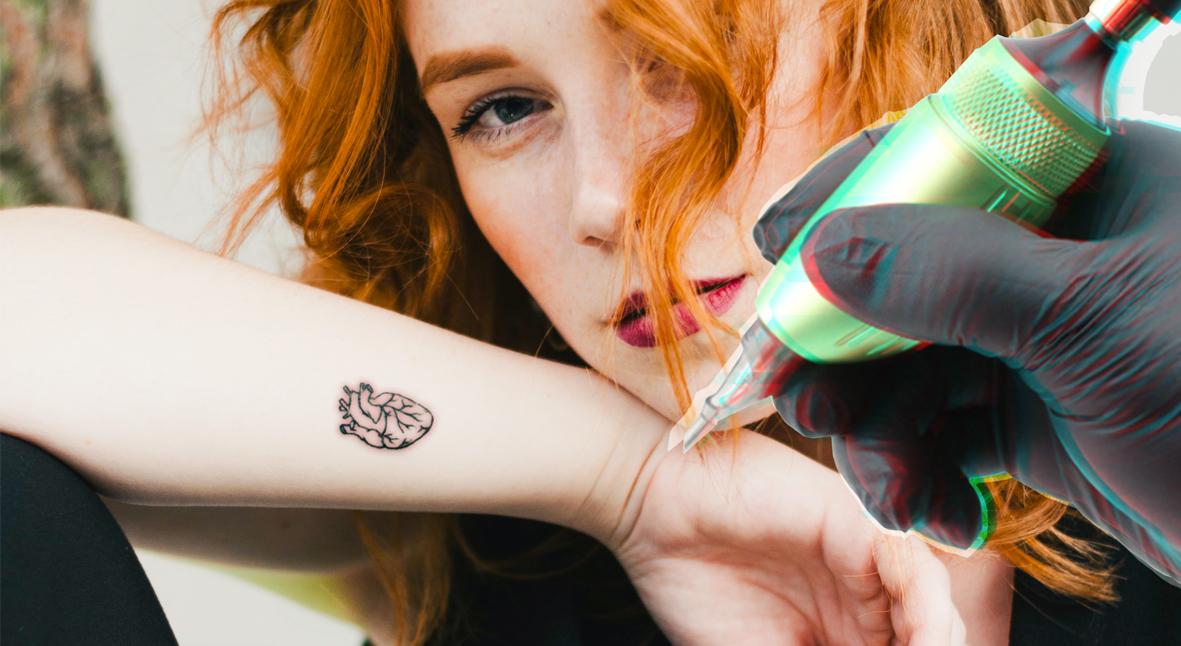 Salt: главное здесь, остальное по вкусу - Восемь мастеров, которые сделают крутую первую татуировку: в Москве, Тбилиси, Киеве и Риме