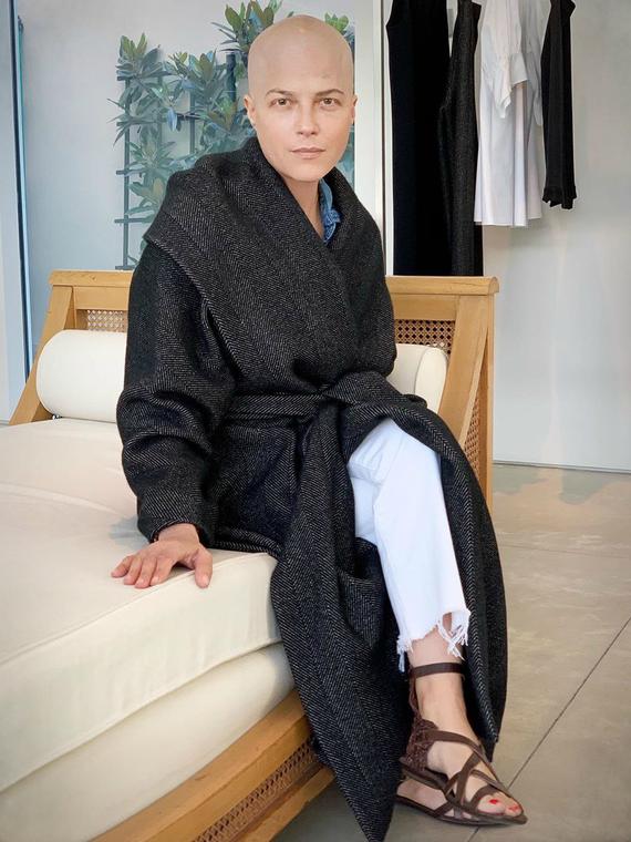 Salt: главное здесь, остальное по вкусу - Сельма Блэр поделилась новыми снимками после курса химиотерапии и рассказала о своем самочувствии