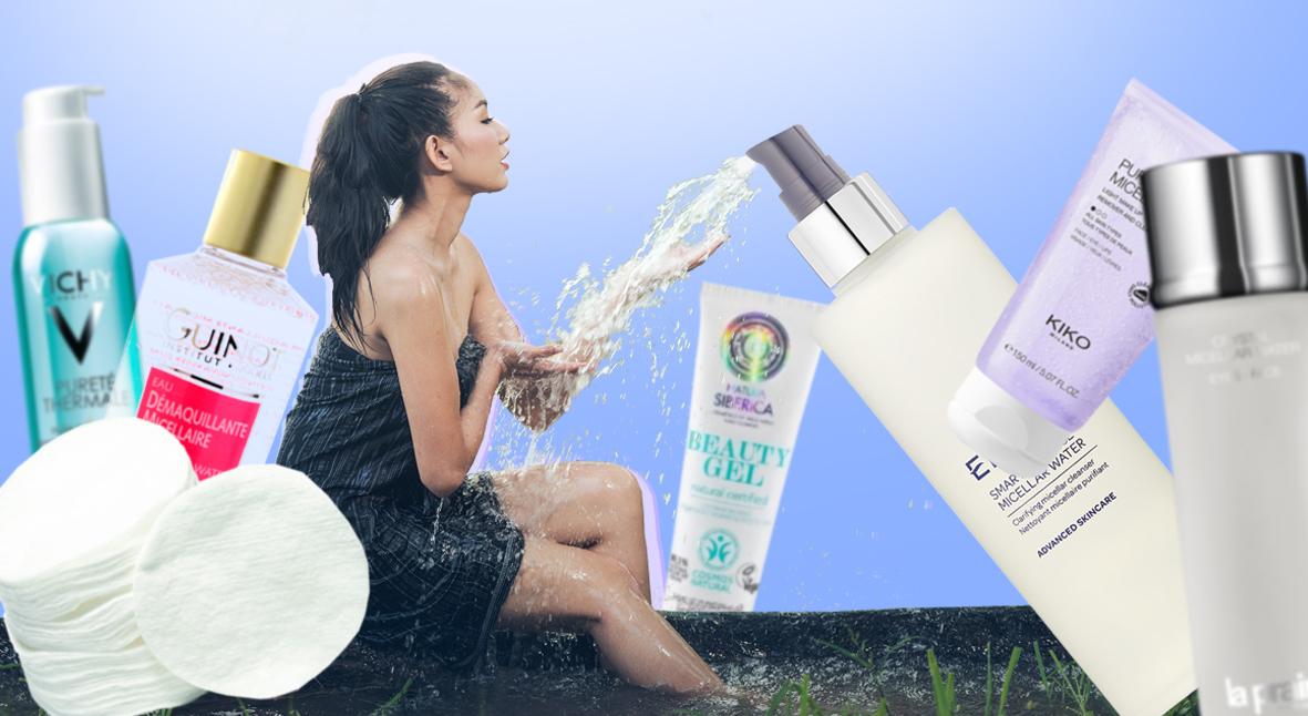 Salt: главное здесь, остальное по вкусу - Смывать или нет: 6 мицеллярных средств для очищения кожи