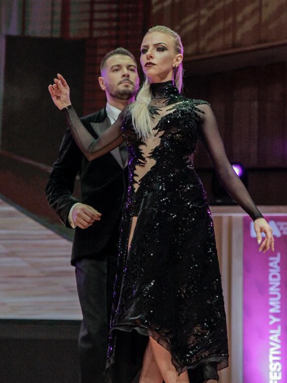 Salt: главное здесь, остальное по вкусу - Российский танцор ударил свою партнершу — его дисквалифицировали на Чемпионате мира