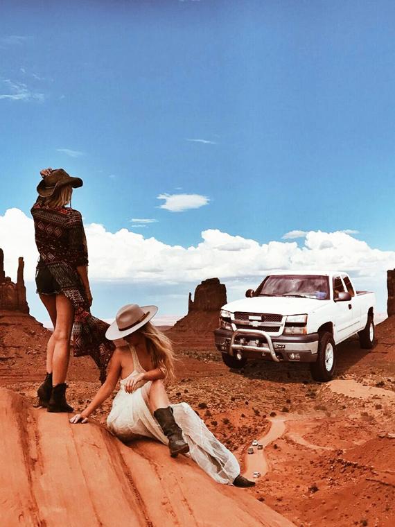 Salt: главное здесь, остальное по вкусу - Мир Дикого Запада: как путешествовать по США на авто
